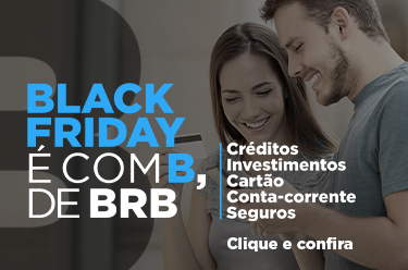 Black Friday no BRB